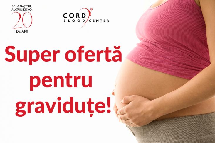 super oferta pentru gravide
