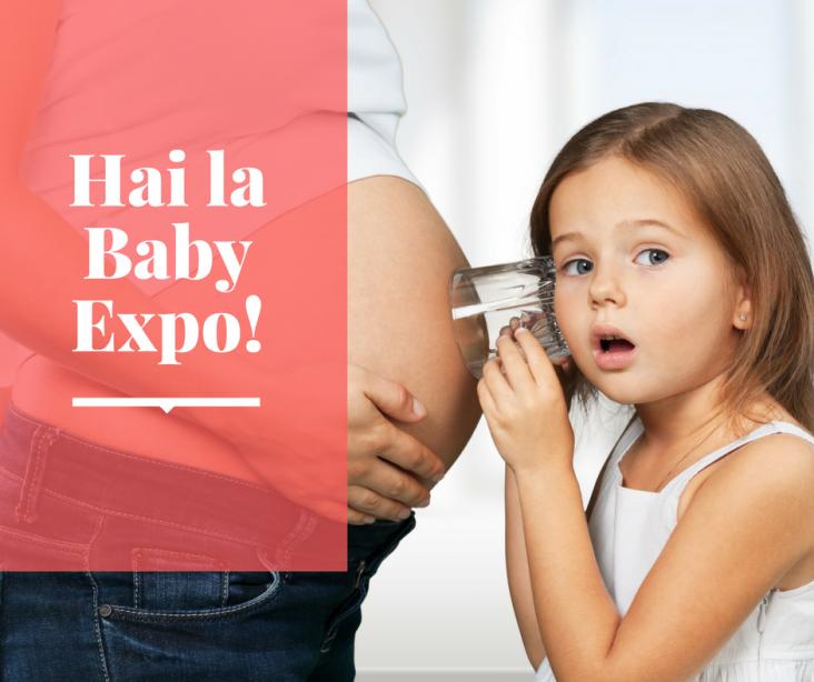 invitatie baby expo